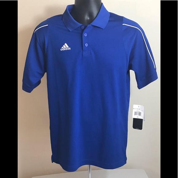 903d81b0e6 adidas Shirts | Climacool Polo Shirt | Poshmark